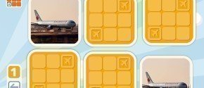 Planes Matching Game App