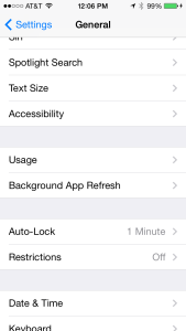 Childproof iphone ipad