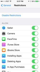 child proof iphone ipad